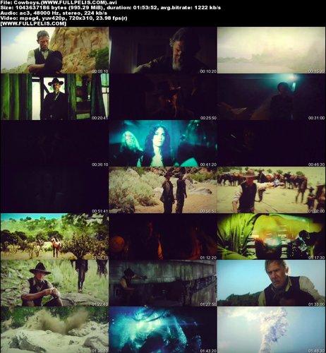 3b0wj89xur7n t Cowboys & Aliens (2011) Español Latino