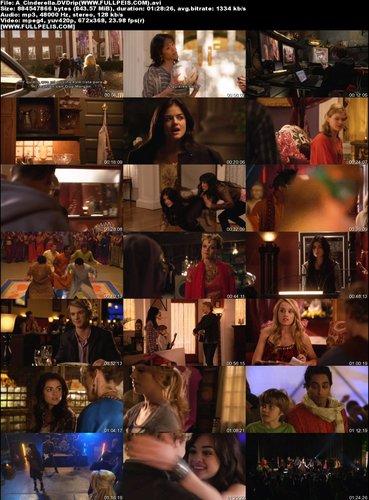 jcw1w0qcg9tq t Lucy Hale: A Cinderella Story (2011) Español Subtitulado