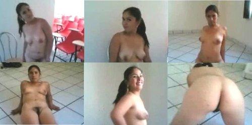 Indian University girl nude