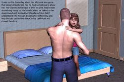 Little Jessi and her Daddy 3D Adult Comics  COMICS