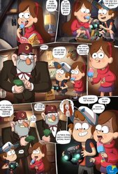 [RealShadman] Gravity Balls (Gravity Falls) [In Progress][korean]
