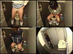 peeping-eyes TO-0486 若い娘のゲーセントイレの醜態