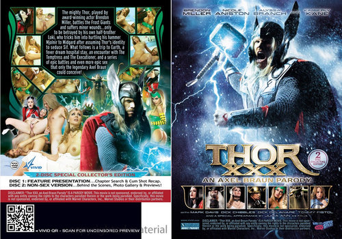 Download Thor XXX: An Axel Braun Parody Free