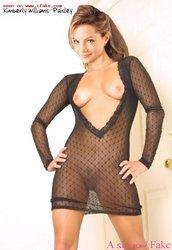 Kimberly nackt Williams-Paisley Gorgeous fakes
