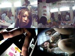 peeping-eyes 002272 一斉摘発 制服女子見学クラブの実態 Cace.03
