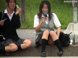 peeping-eyes 002310 激撮制服女子!魔王さんの望遠パンチラ Vol.02